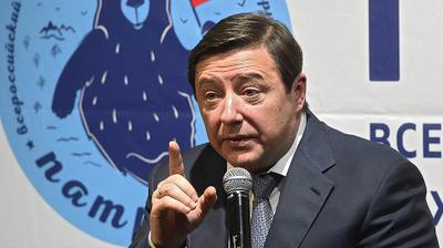 Вице-премьер правительства РФ Александр Хлопонин